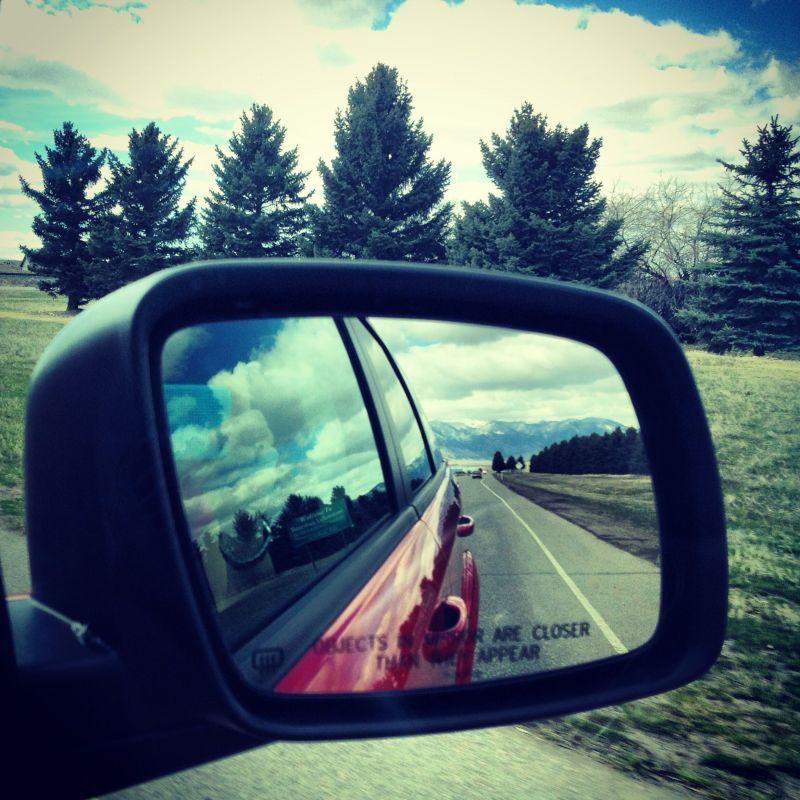 Big Sky driving