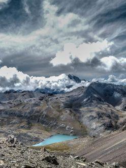 Condoriri Valley, Boliva