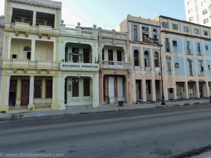 Havana's Malecón Cuba