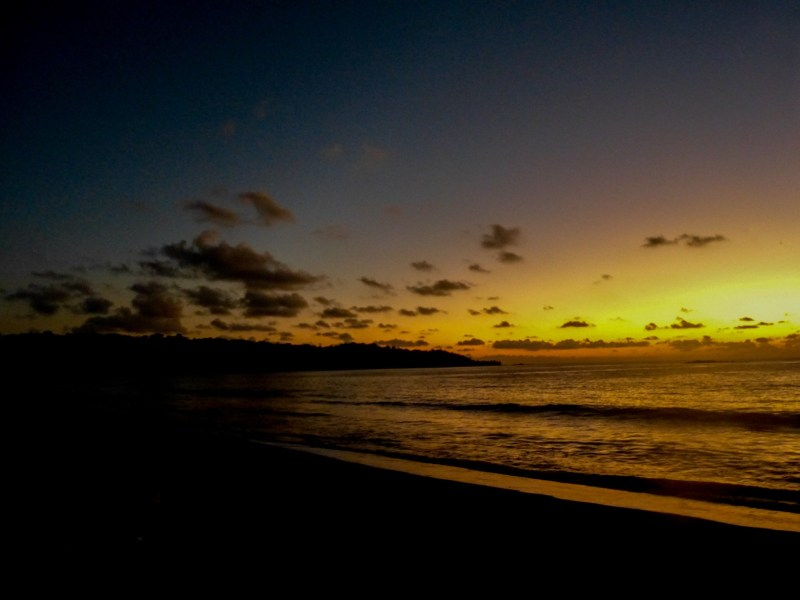 Playa San Jocesito, Osa Peninsula, Costa Rica
